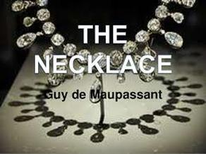 the necklace by guy de maupassant summary